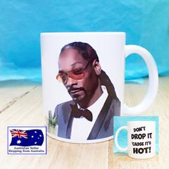 Snoop Doggy Dog funny coffee Mug 11oz