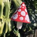 Mushroom 🍄 Garden bell/ wind chime