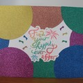 """Rainbow """"Happily Ever After"""" Greeting Card for LGBTIQA+ Folk"""