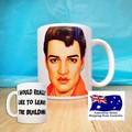 Elvis Presley Funny Coffee/Tea Mug Gift