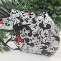 Mickey Mouse - Face Cover (Mask) - 3 Layers - Unisex