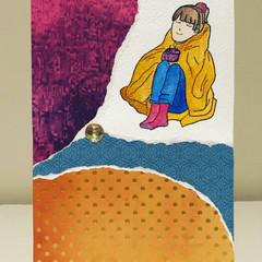 Snuggle up card
