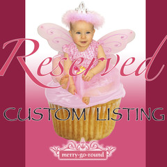 CUSTOM RESERVED Listing for Wendy