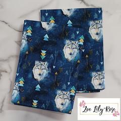 Wolves Tea Towel