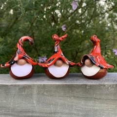Gnome trio - Patch, Quimby & Rafael