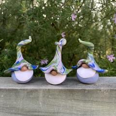 Gnome trio - Milo, Nash & Onslow