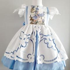 Vintage fairy dress size 5