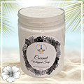 Whipped Soap | Coconut 200ml Jar