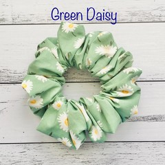 Scrunchies, new range of linens and florals