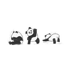Playful Pandas - Limited edition