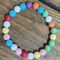 Sweet Like Candy Gemstone Bracelet