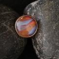 rose gold set ring