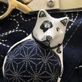 Dog 🐕 Pin cushion pottery