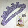 'A Lovely Sparkly Lavender Tiara' (Toddler Size)