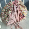 Nelly Pink Project Bag