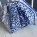 Nelly Blue Project Bag