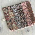 Lucy Brown Liberty Pouch