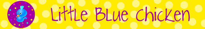 Little Blue Chicken