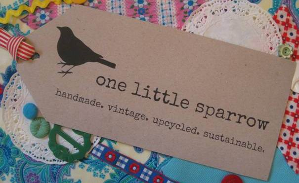 one little sparrow