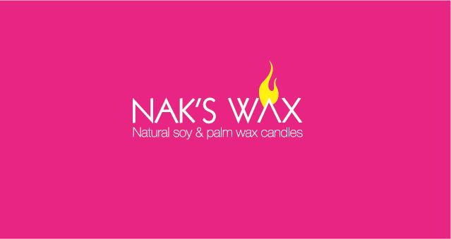 Nak's Wax Natural Soy and Palm Wax Candles