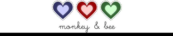 monkey & bee