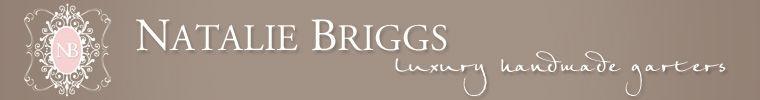 Natalie Briggs - Luxury Handmade Garters