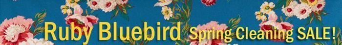 Ruby Bluebird