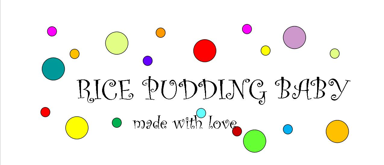 Rice Pudding Baby