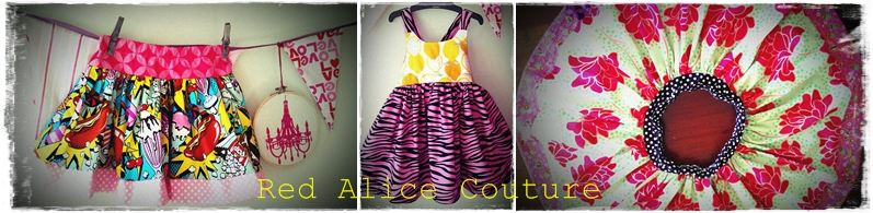 Red Alice Couture