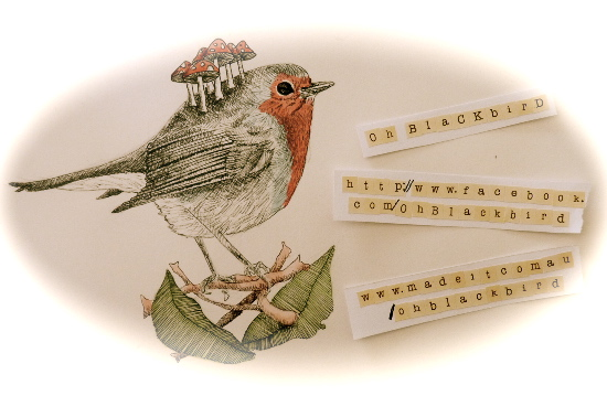 Oh Blackbird's Nest