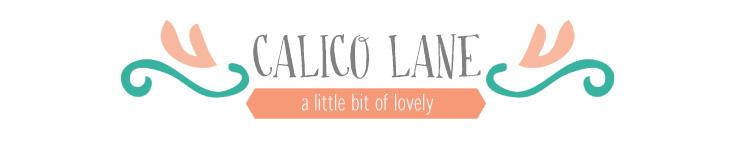 Calico Lane