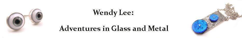 Wendy Lee - Designer Jewellery in glass and metal