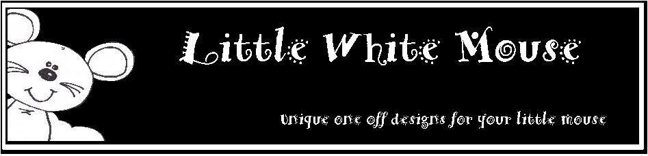 Little White Mouse