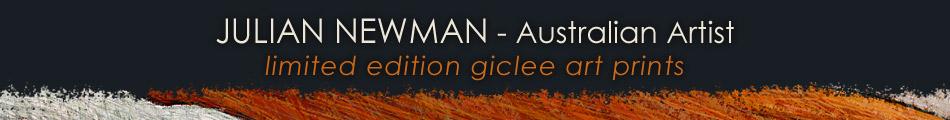Julian Newman - Australian Artist