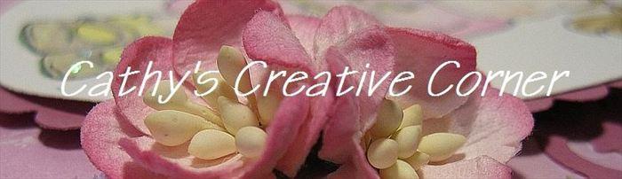 Cathy's Creative Corner