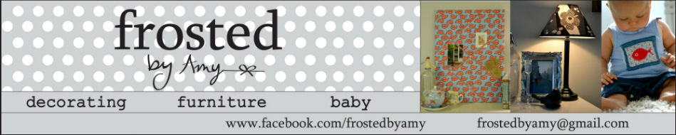 Frosted by Amy