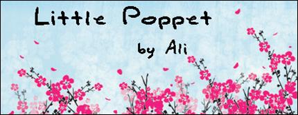 Little Poppet By Ali