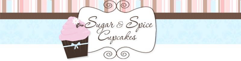 Sugar & Spice Cupcakes